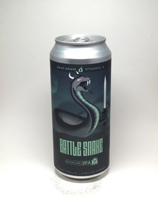 **LOCAL** Grist House - Battle Snake IPA (16oz Can)